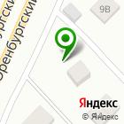 Местоположение компании Флора-Дизайн