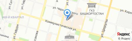 Жемчужина на карте Уфы
