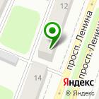 Местоположение компании LADA Dеталь