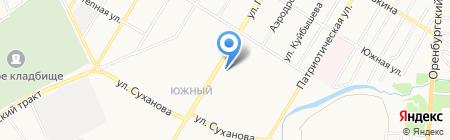 Мясной на карте Стерлитамака