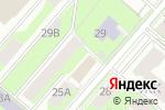 Схема проезда до компании Чак Норрис PS4 в Перми