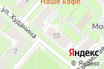 Схема проезда до компании Адвокатский кабинет Муртазина А.В. в Перми