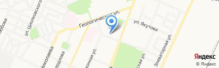 ЭСКБ на карте Стерлитамака