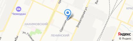 Участковый пункт полиции Отдел полиции №2 на карте Стерлитамака