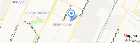 СНС-Стерлитамак на карте Стерлитамака