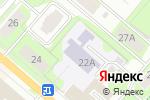 Схема проезда до компании Русалочка в Перми