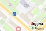 Схема проезда до компании Налоги и бизнес в Перми