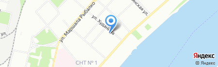 Полиэкс на карте Перми