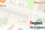 Схема проезда до компании Хаджа в Уфе