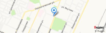 СПЕЦТРАНС на карте Стерлитамака