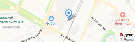 АвтоColor на карте Стерлитамака