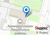 Администрация Ленинского района городского округа г. Уфа на карте