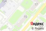 Схема проезда до компании Салон-мастерская в Перми