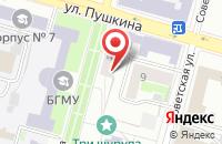 Схема проезда до компании Отдел Государственной Фельдъегерской Службы Российской Федерации В Г Уфе в Уфе