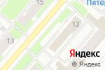 Схема проезда до компании Центр Кадастровых Работ и Оценки в Перми