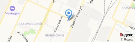 Отдел полиции №2 на карте Стерлитамака