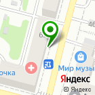 Местоположение компании УралСпецСтрой-Бетон