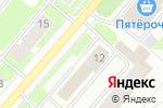 Схема проезда до компании МИТЭКС в Перми