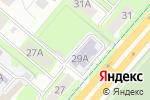 Схема проезда до компании Детский сад №168 в Перми