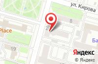 Схема проезда до компании Управление Сбыта Уфадормаш в Уфе