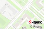 Схема проезда до компании Соблазн в Перми