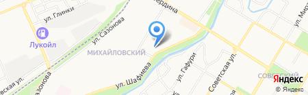 СоюзАфган на карте Стерлитамака