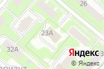 Схема проезда до компании 38 попугаев в Перми