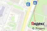 Схема проезда до компании Аптека №1 в Уфе