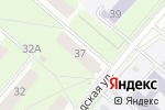 Схема проезда до компании Aqua Pin в Перми