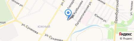 У Егорки на карте Стерлитамака
