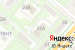 Схема проезда до компании Шоколад в Перми