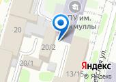 Башкирская республиканская коллегия адвокато на карте