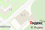 Схема проезда до компании Здоровье в Перми