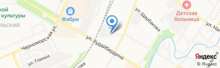 Авто-Лидер на карте Стерлитамака