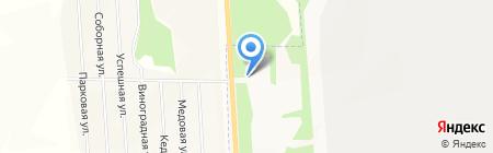 Родонит на карте Стерлитамака