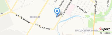 Детский сад №91 на карте Стерлитамака