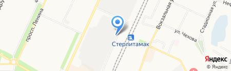 Гиб-Профи на карте Стерлитамака