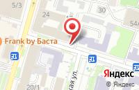 Схема проезда до компании Башкирский Педагогический Государственный Университетский Комплекс в Уфе