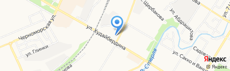 Стерлитамакская проектная мастерская на карте Стерлитамака
