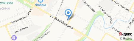 Автошкола на карте Стерлитамака