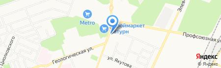 УФМС на карте Стерлитамака