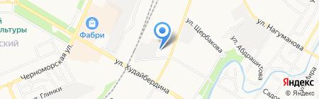 Амбарчик на карте Стерлитамака