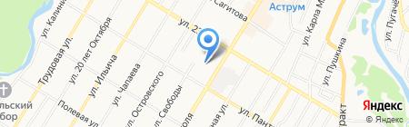 Альт-Оценка на карте Стерлитамака