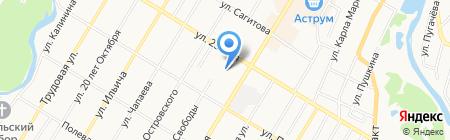Консалтинг на карте Стерлитамака