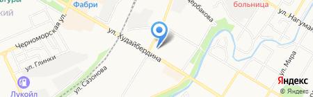 Клавдия С на карте Стерлитамака