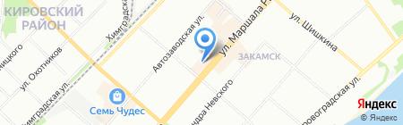 Top secret на карте Перми