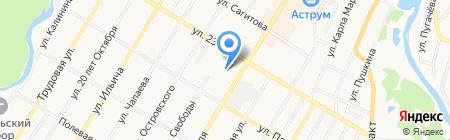 УралСтройИнвест на карте Стерлитамака