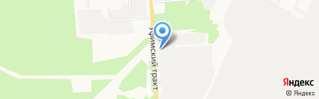 Автостройкомплект на карте Стерлитамака