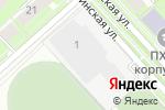 Схема проезда до компании Zakamsk в Перми