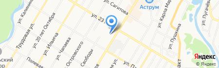 АвтоГаз на карте Стерлитамака